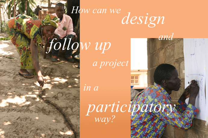 How can we design and follow-up a project in a participatory way?
